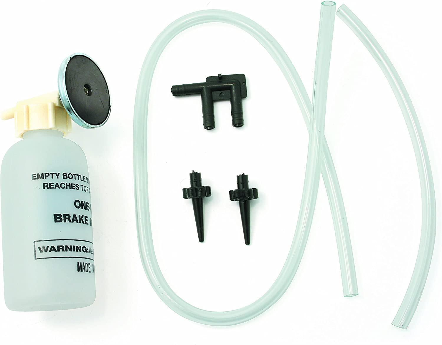One-Man brake bleeding Kit