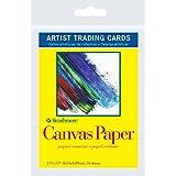 "Strathmore Artist Trading Cards 2.5""X3.5"" 10/Pkg-Canvas"