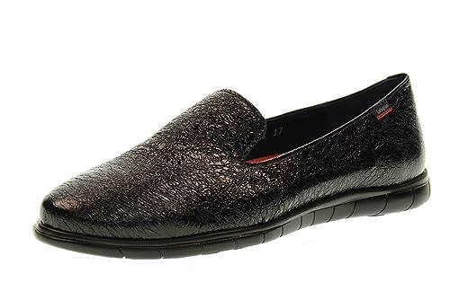 CALLAGHAN zapatos mocasines de las mujeres 20803.2 talla 37 NEGRO: Amazon.es: Zapatos y complementos