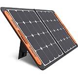Jackery SolarSaga 100W Portable Solar Panel for Explorer 160/240/500/1000 Power Station, Foldable US Solar Cell Solar…