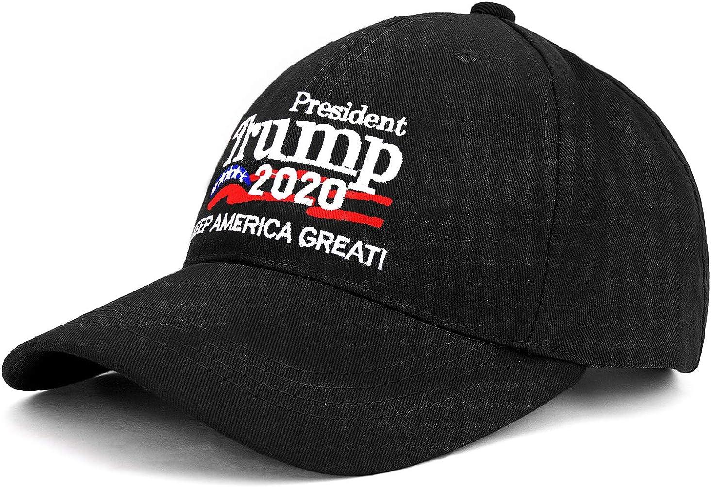 Luxme Vote Donald Trump Hat 2020 President USA Election Adjustable Baseball Hat Pink