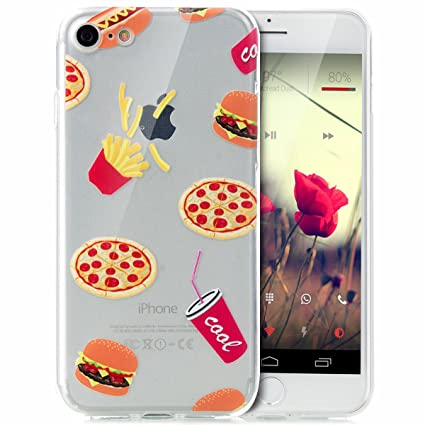 coque iphone 4 silicone frite