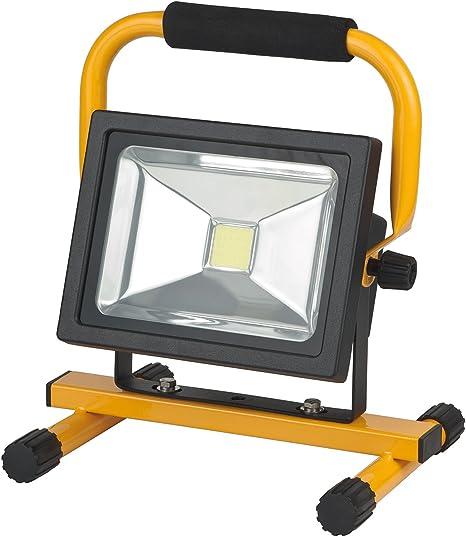 charge USB Projecteur de chantier /à LED USB 30 W avec socle magn/étique 30 W 5,5 H Cadeau pour la f/ête des p/ères Projecteur /étanche pour ext/érieur camping avec mode SOS