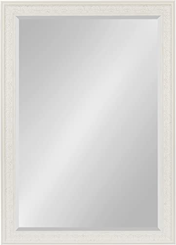 Kate and Laurel Alysia Decorative Frame Rectangle Wall Mirror