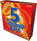 University Games Hasbro 5 Second Rule Board Game