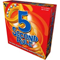 University Games Hasbro 5 Second Rule Game