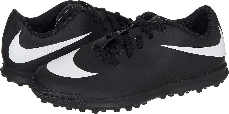 Nike Jr Bravata II TF Zapatillas de f/útbol Sala Unisex ni/ños