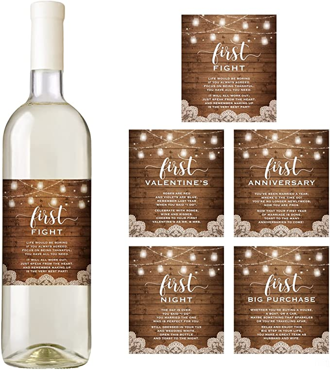 Bottle Labels Stickers Matching Wedding Invitations Wine Label Stickers Wine Bottle Labels Table Number Wine Label Wedding Wine Labels