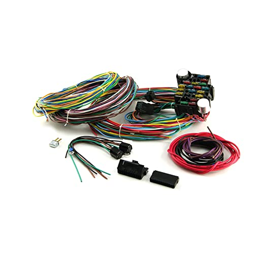 7168TylNauL._SX522_ 22 circuit wiring harness engine wiring harness \u2022 free wiring 22 circuit wiring harness at bayanpartner.co