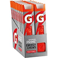 16-Pack Gatorade Prime Energy Chews Fruit Punch