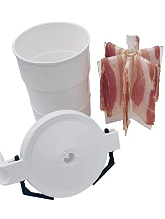WowBacon+ Microwave Bacon Cooker P5