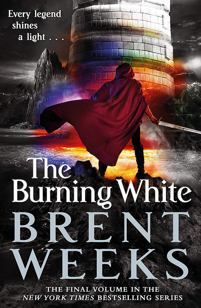 The Burning White: Book Five of Lightbringer: Amazon.co.uk: Weeks ...