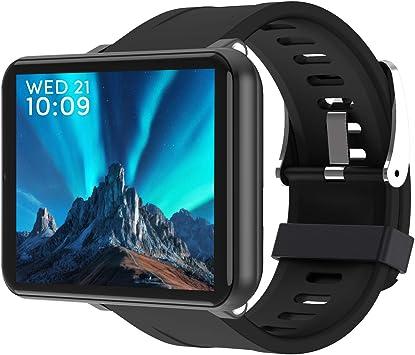 Vavshop 4G Smartwatch, GPS Reloj Inteligente Actividad Inteligente ...