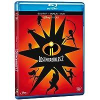 Los Increíbles 2 [Blu-ray + DVD]