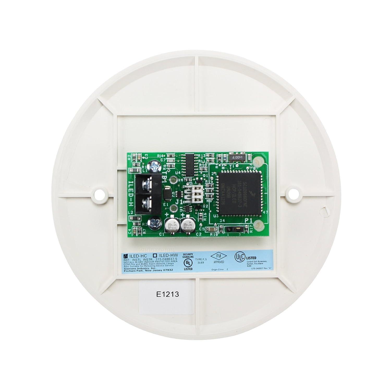 Siemens Iled-Hc 500-048809 Ceiling Firefinder Xls ...