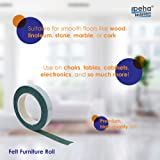 Felt Furniture Roll, Pads with Adhesive
