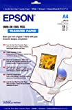 Epson Cool Peel T-Shirt - Iron-on transfers - A4 (210 x 297 mm) - 10 pcs.