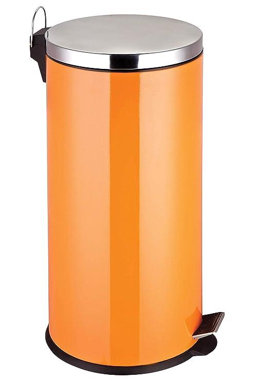 Centimeters Premier Housewares 3 L Cubo de Basura Metal