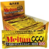 梅丹本舗 メイタンサイクルチャージ カフェインプラス200 1箱【15袋入】