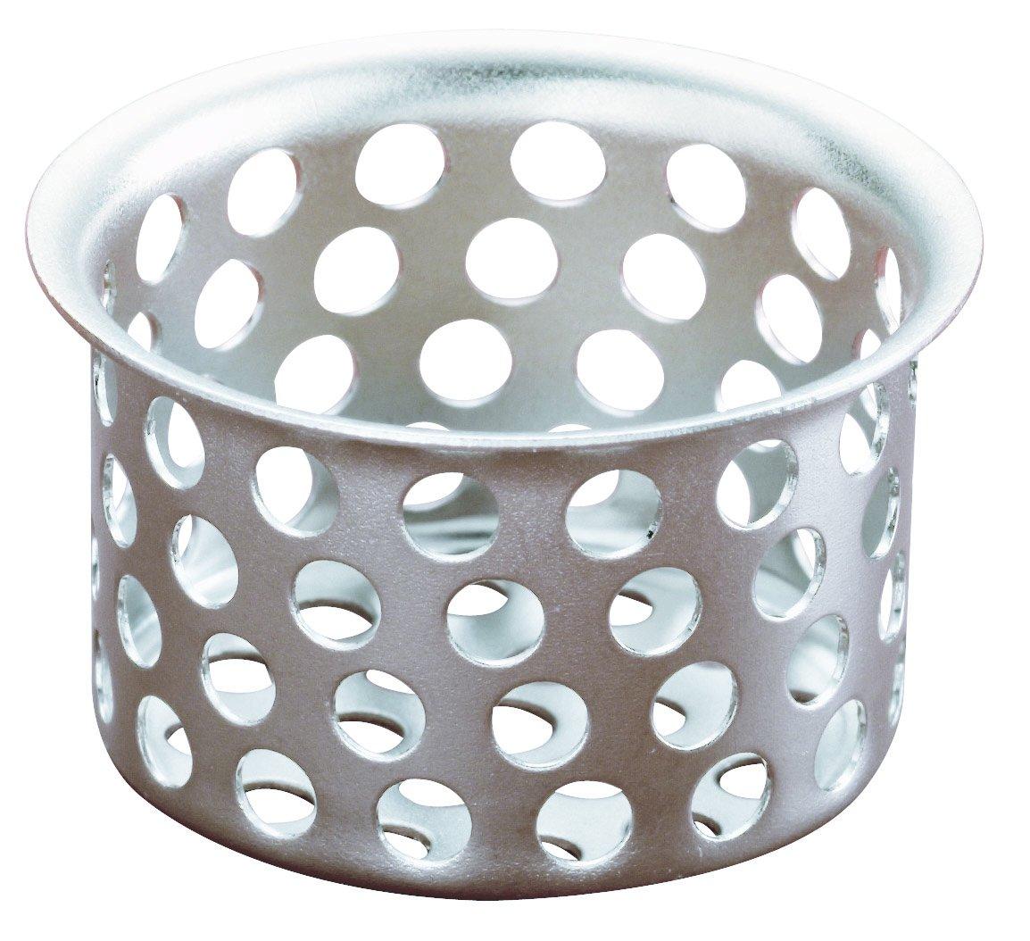 Keeney PP820-37 Strainer Basket-Basin Sink 1-inch 1 Pack Chrome