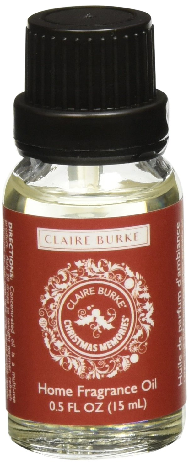 Claire Burke Home Fragrance Oil, Christmas Memories 58902.047.000