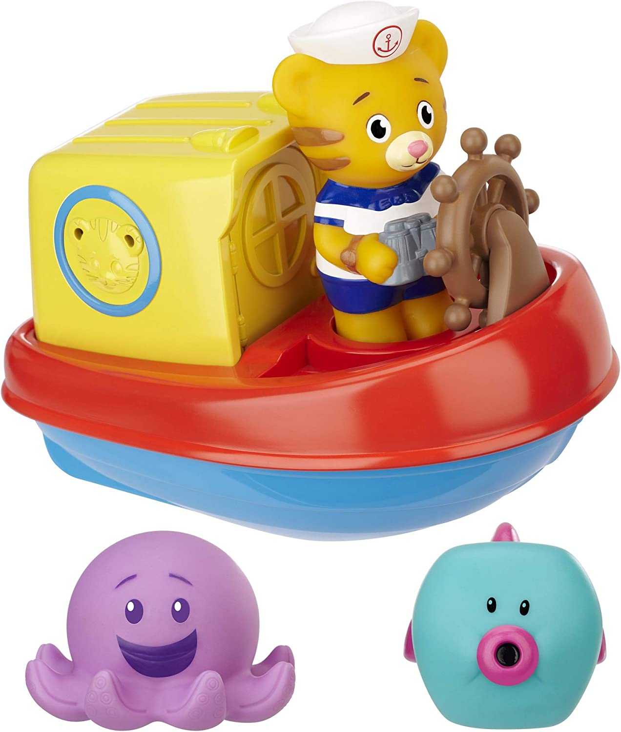 Baby Bath Tub Toy Daniel Tiger's Neighborhood