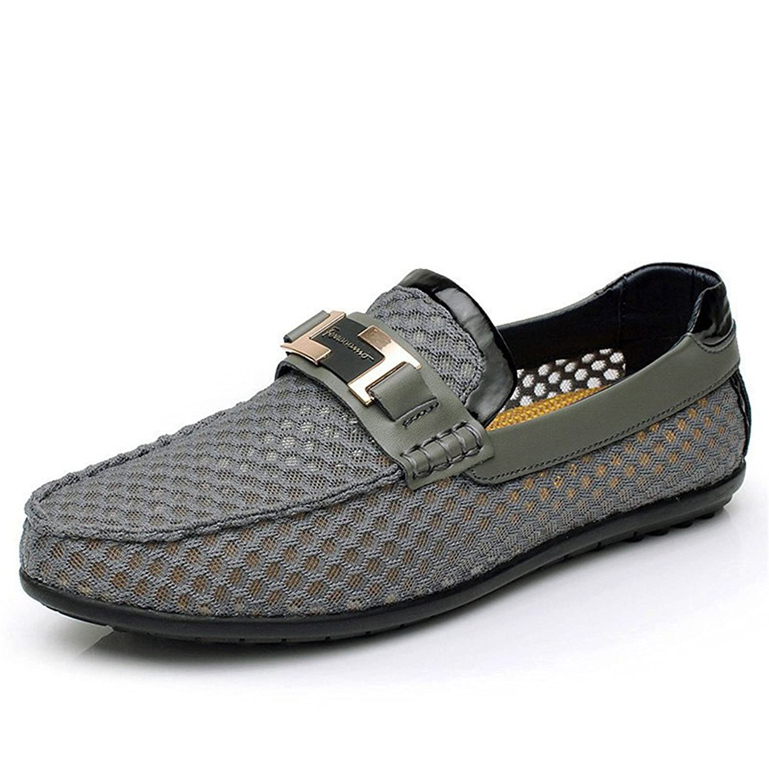 Jin Jiang Wolf Mesh Slip-on Walking Quick Dry Loafer Water Shoes