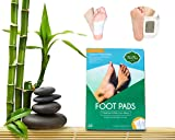 Foot Pads to Remove Impurities- Relieves Stress