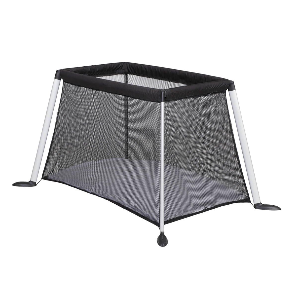 trendy philuteds traveller version lit de voyage noir with lit parapluie nourrisson. Black Bedroom Furniture Sets. Home Design Ideas