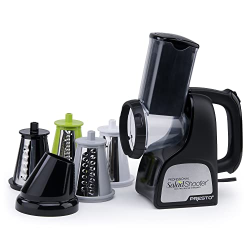 Presto 02970 Saladshooter Electric Shredder/s Slicer Review