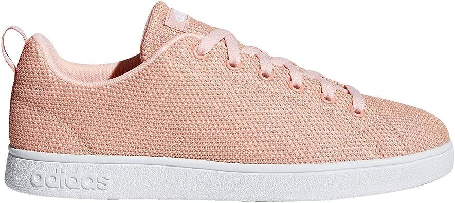 bulto Sobriqueta cobertura  Amazon.com: adidas VS Advantage Clean - Zapatillas para mujer: Shoes