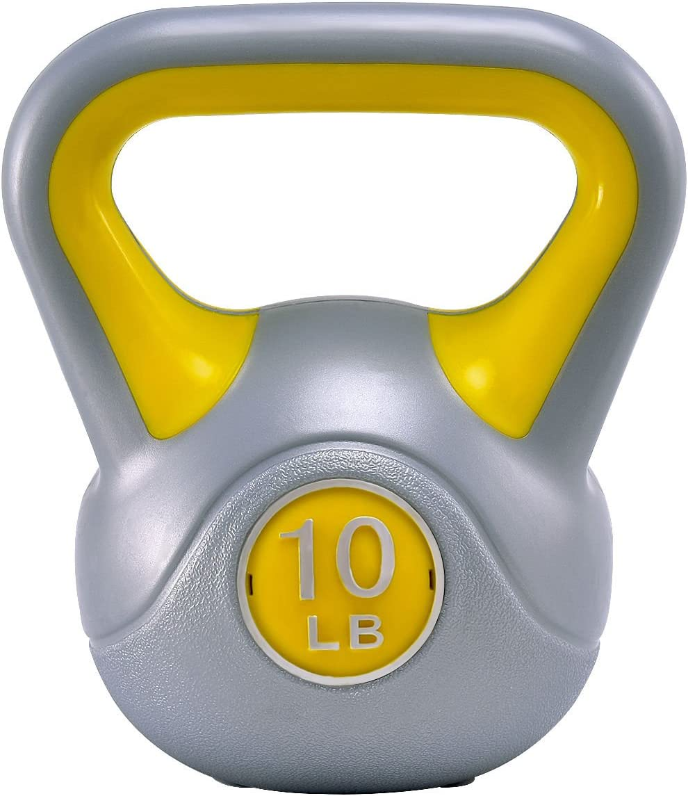 GOPLUS Kettlebell Weights Barbell