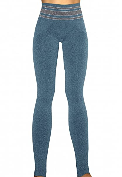 e5c34af2e61dc Amazon.com   Sankom Posture Correction Yoga Fitness Wear Pants