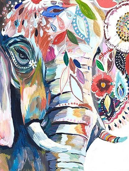 L/öwenzahn Stil DIY Diamond Painting Full Kits Kunst Full Drill Set f/ür Erwachsene oder Kinder 5D Diamond Painting Kit Diamond Painting Drill Stickerei Kreuzstich Home Room Wanddekoration Dekoration