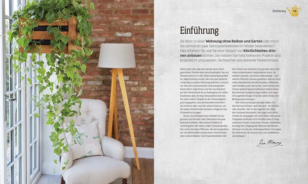 Mein Nutzgarten Fur Zu Hause Kreative Indoor Projekte Fur Obst