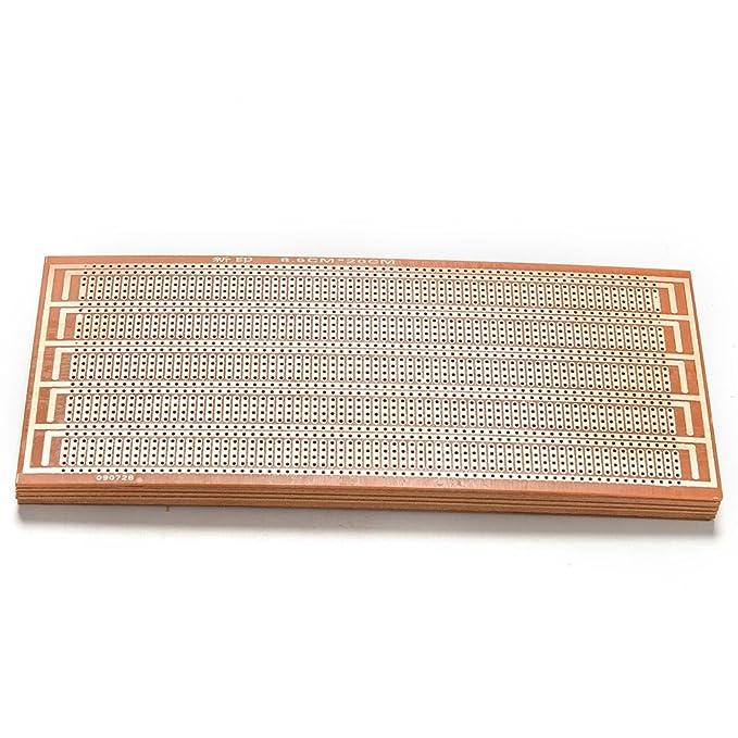fai-da-te Hongtian Universal Matrix- Schede di circuiti prototipo PCB 10 pezzi