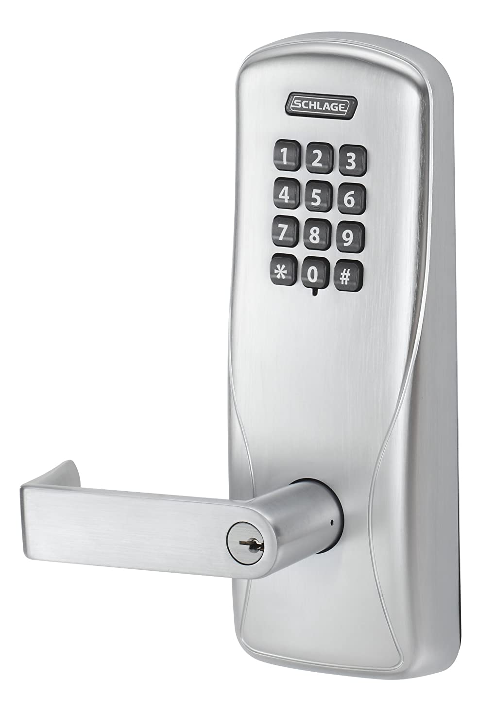 Schlage CO220 CY75KP RHO 626 Electronics Security Lock Rhodes for 13049 10025 KD