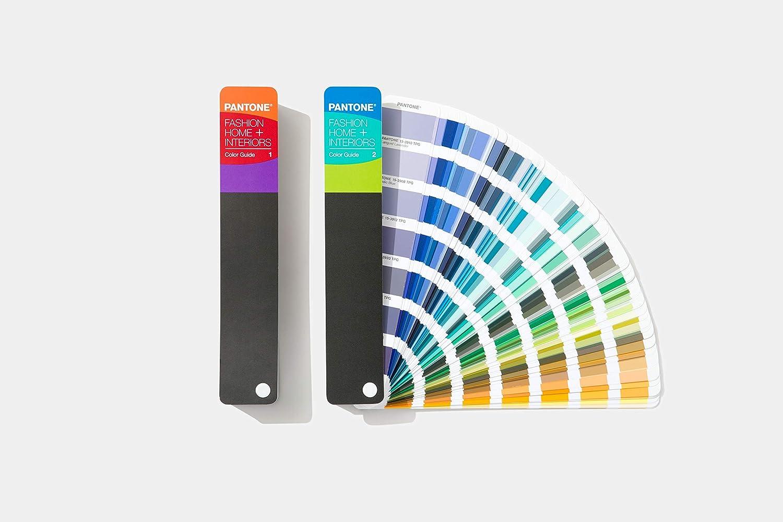 PANTONE FHIP110A Guía de ventilador, Multicolor 2020, 2 piezas