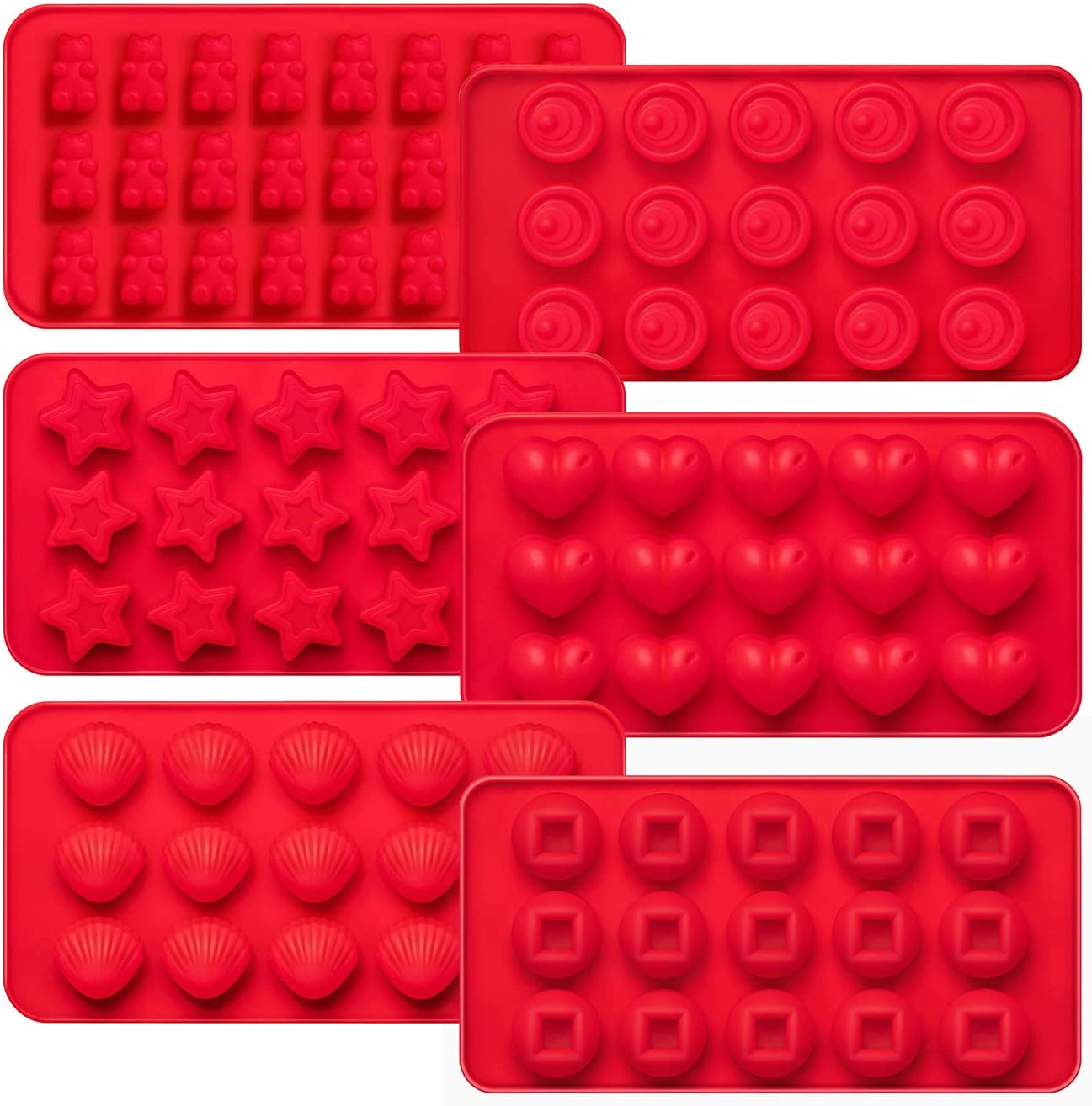 Strawberry Chocolate Candy Mold Candy Making 117 NEW