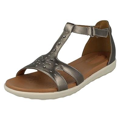 Clarks Un Un Clarks Reisel Mara, Salomés Femme: : Chaussures et Sacs 3bb38a
