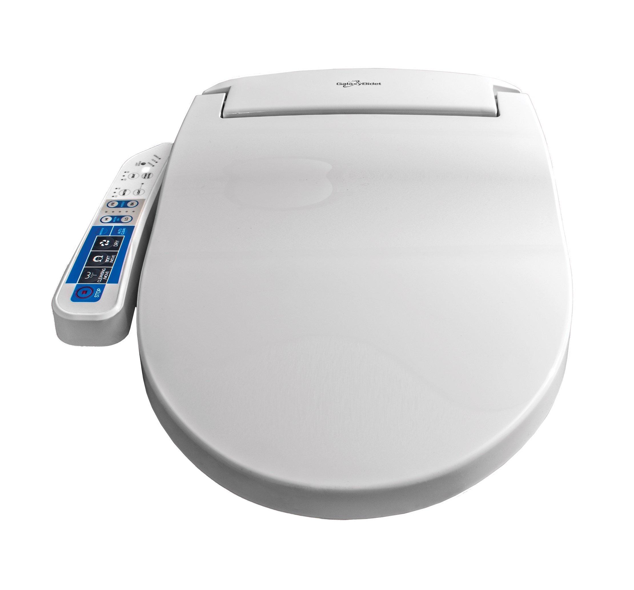 Galaxy Bidet Electronic W18.2 x D19.5 x H6.1 Inches Toilet Seat by Galaxy Bidet (Image #4)