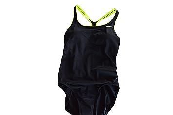 a39fe5e2d0281 Nike Damen Einteiler Badeanzug (Large