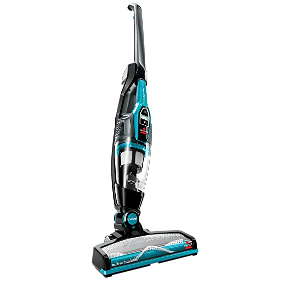 Bissell Adapt Ion Pet 10.8 V Lithium Ion 2 In 1 Cordless Stick Vacuum, Teal, 2286 A by Bissell