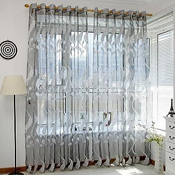 Colorétm Fenster Vorhänge Gardinen Mit Motiv Und ösen Für Türen