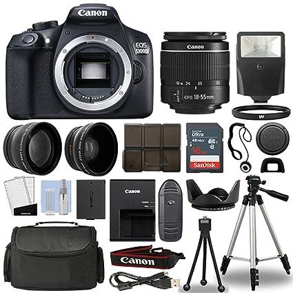 Review Canon 1300D/Rebel T6 DSLR