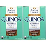 Ancient Harvest Quinoa Flakes, Organic and Gluten Free, 12 oz Boxes, 2 pk