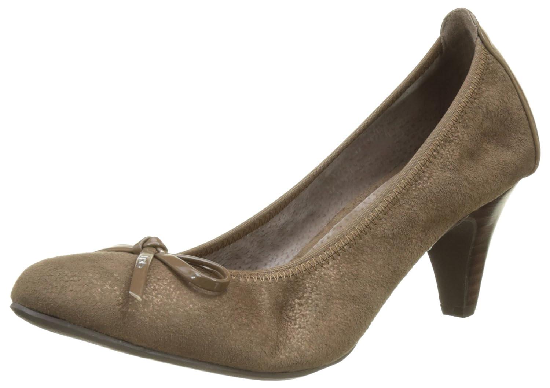 Les P'Tites Bombes Muguet, Zapatos de Tacón con Punta Cerrada para Mujer 39 EU