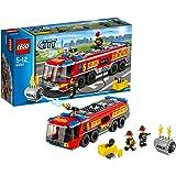 LEGO City - Camión de bomberos aeroportuario (60061)