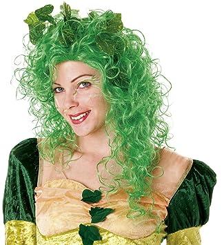 César C064-001 - Peluca para disfraz de elfo, color verde: Amazon.es: Juguetes y juegos