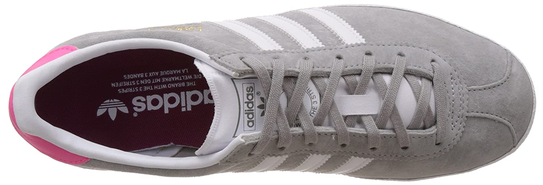 best service 71019 d1f8d adidas Gazelle OG, Women u0027s Trainers, Beige (Mgh Solid Grey Ftwr